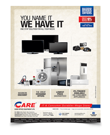 Care Office Equipments